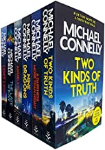 Michael Connelly Harry Bosch Series 6 Books Collection Set (Two Kinds of Truth, A Darkness More Than Night, Nine Dragons, ...