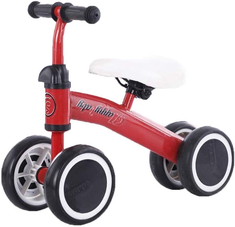 mejor moda Bicicleta Sin Pedales Ultraligera Regalo de cumpleaños, Bicicleta de Equilibrio Equilibrio Equilibrio para bebés, Bicicleta Ligera para Niños de 1, 2, 3 años de Edad, neumático no neumático ZHAOFENGMING  entrega rápida