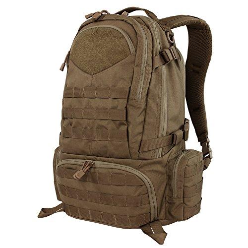Condor Titan Assault Pack Braun