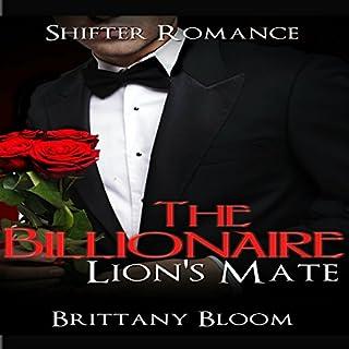 The Billionaire Lion's Mate audiobook cover art