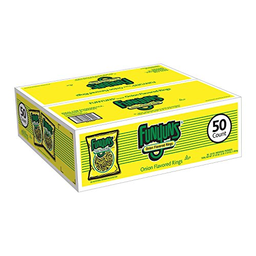 Funyuns Onion Flavored Ring Snacks - 50 ct.
