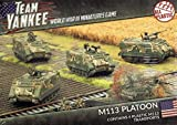 Flames Of War Team Yankee Us M113 Platoon (tubx03, 4 Units)