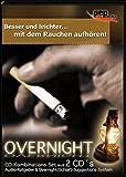 Besser und leichter... mit dem Rauchen aufhören! - Im Schlaf zum Nichtraucher - Hörbuch + Overnight-Suggestions-System
