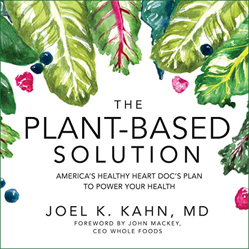 The Plant-Based Solution cover art
