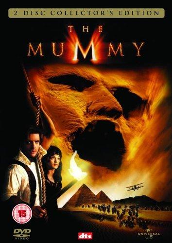 The Mummy [DVD] by Brendan Fraser