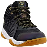 AND1 Kids Boys Attack Mid Boys - Basketball Sneakers Shoes Casual - Black - Size 6 M