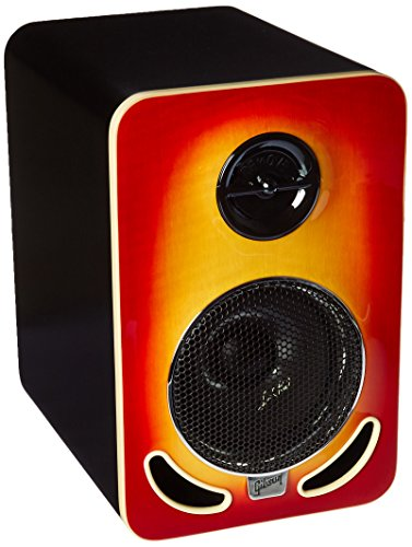 Review Of Gibson Les Paul Studio Monitor 2-way 4 103 Watt Professional Studio Monitor - Heritage Ch...