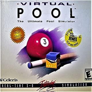 Virtual Pool 1 / Virtual Pool 2 Bundle (Jewel Case) - PC