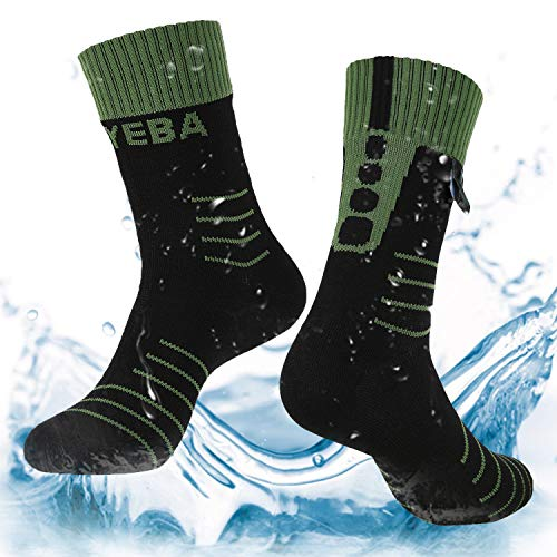 Best Waterproof Socks for Ice Fishing