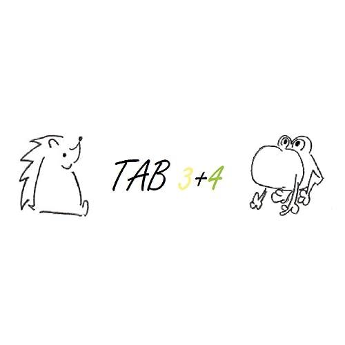 TAB 3+4