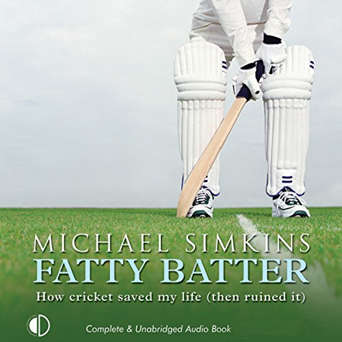 Fatty Batter audiobook cover art