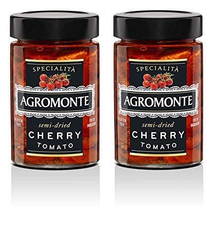アグロモンテ セミドライトマト オイル漬け 200g