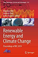 Renewable Energy and Climate Change: Proceedings of REC 2019 (Smart Innovation, Systems and Technologies (161))