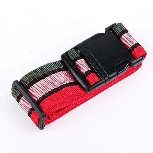Gepäck, Riemen, Kreuzgurte, Wagenfälle, Reisegurte, Kombinationsschlösser, verstärkter Versand-2 WKY (Color : 3)