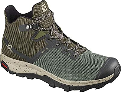 SALOMON Men's Calzado Medio Outline Prism Mid GTX Low Rise Hiking Boots
