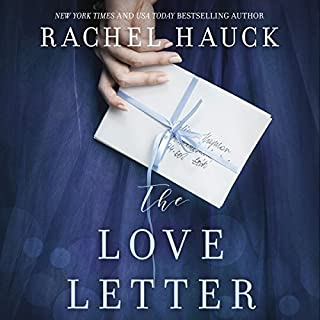 The Love Letter                   By:                                                                                                                                 Rachel Hauck                               Narrated by:                                                                                                                                 Lisa Larsen                      Length: 13 hrs and 2 mins     104 ratings     Overall 4.7