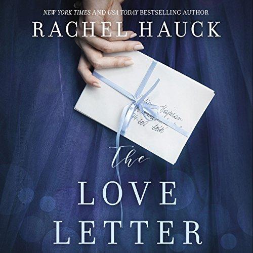 The Love Letter audiobook cover art