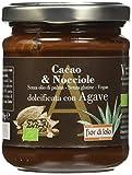Fior Di Loto Crema Spalmabile Cacao E Nocciole Bio Dolcificata Con Agave - 200 gr...