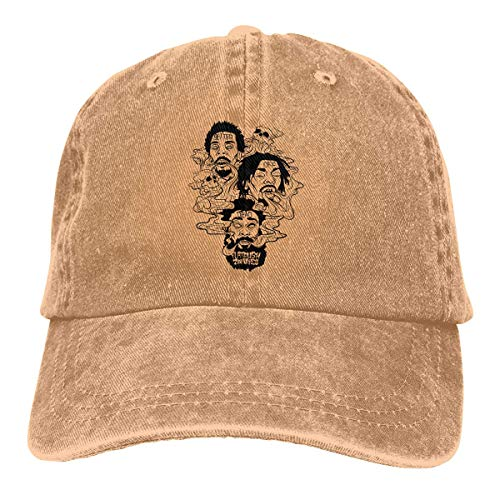 Wasuphand Flatbush Zombies Baseball Cap Hat Unisex 100% Cotton