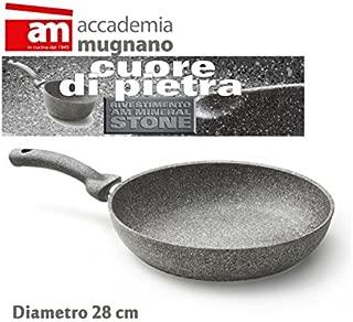 Accademia Mugnano GRANITO BLU Tapa vidrio 28cm para ollas cacerolas y sartenes