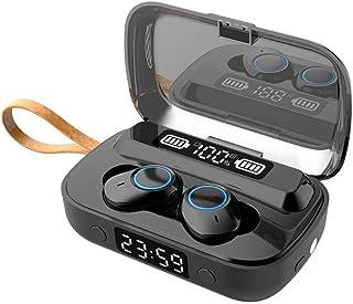 True Wireless Earbuds, Bluetooth V5.0 Headphones In-ear Tws Bluetooth Earphones Auto-pair Wireless Headphones With High De...