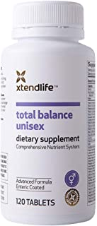 Xtend-Life Total Balance Unisex Multivitamin Supplements - Complete Nutrient System That Goes Beyond Just V...