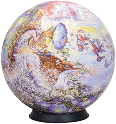 Esphera 360 9 540 Pieces Sphere Art  Wall's Queen of the Night by Mega Brands by Warren Puzzle