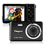 Best Cheap Point And Shoot Cameras - Digital Camera for Kids, HD Video Camera Review