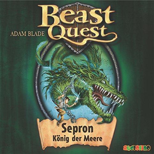Sepron, König der Meere Titelbild