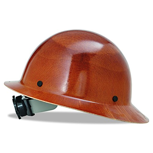 MSA  Natural Tan Skullgard Hard Hat