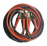 JBM 52069 Cable de arranque con pinzas, 12 mm x 2, 2,5 m