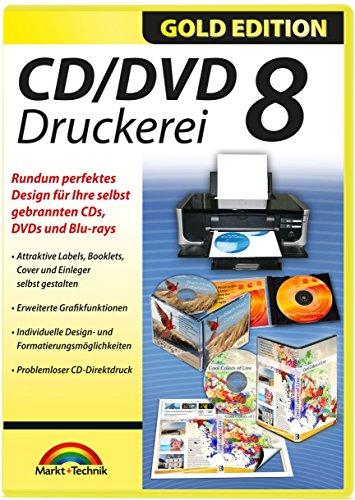 Markt+Technik -  CD/DVD Druckerei 8 -