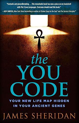 [画像:The You Code: Your New Life Map Hidden in Your Ancient Genes]