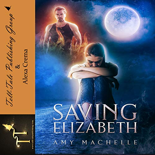 Couverture de Saving Elizabeth