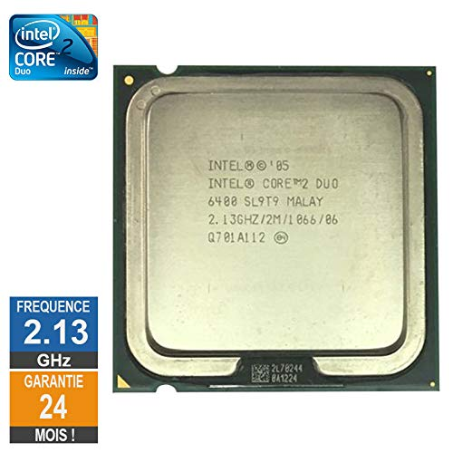 Little Phoenix - Procesador Intel Core 2 Duo E6400 2.13GHz SL9T9 LGA775 2MB