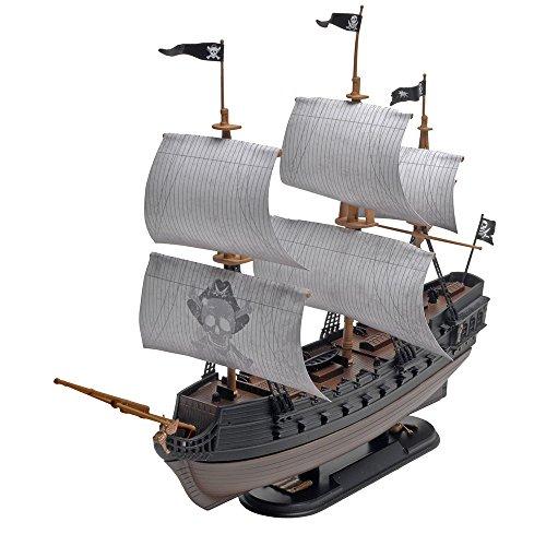 Revell SnapTite The Black Diamond Pirate Ship...