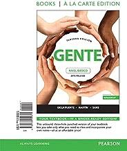 Gente: nivel básico, 2015 Release, Books a la Carte (3rd Edition)