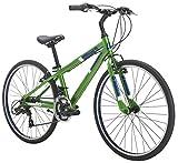 Diamondback Bicycles Insight 24 Youth Fitness Hybrid 24' Wheel, Green