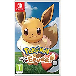 Pokémon: Lets Go, Eevee! & Poké Ball Plus: Amazon.es: Videojuegos