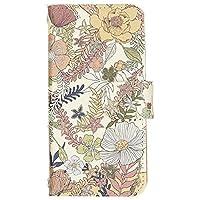 【MERCURY MILY】 iPhone ケース手帳型 4種類 【(iPhone 5s)0018ミラーなし ピンク mandarin】iPhone7 iPhone6s iPhone se/5s 5c/5 iPhone6/6s PLUS シックでおしゃれな花柄 かっこいい手帳
