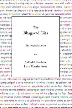 [Lars Martin Fosse]のThe Bhagavad Gita (English Edition)