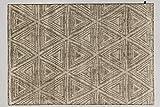 Solo Rugs Teppich, handgeknüpft, 1,8 x 2,7 m, silberfarben