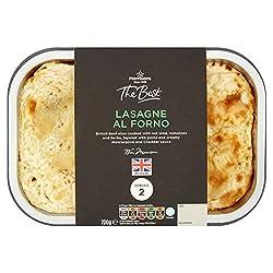 Morrisons The Best Lasagne Al Forno, 700g