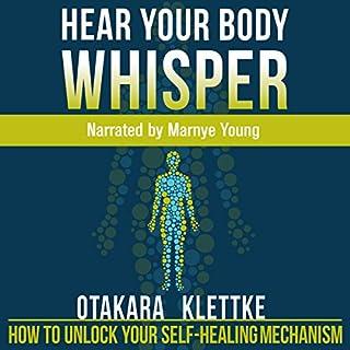 Hear Your Body Whisper audiobook cover art