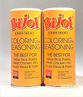 BIJOL CONDIMENT 4OZ 2PK