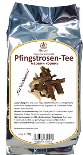 Pfingstrosen - (Paeonia) - 50g