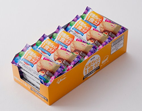 江崎グリコ バランスオンminiケーキ チーズケーキ 1個×20個
