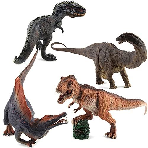 WWYYZ Juguete De Modelo De Figura De Acción De Simulación De Juguetes De Dinosaurio Realista, para Niños De 4 5 6 7 8 9 Años De Edad