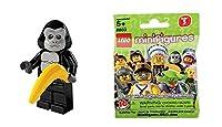 レゴ (LEGO) ミニフィギュア シリーズ3 ゴリラの着ぐるみ (Minifigure Series3) 8803-12
