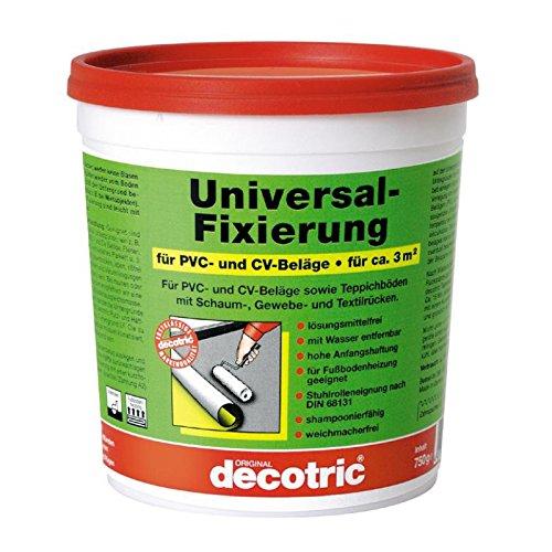 Decotric Universal-Fixierung, PVC-u.CV-Beläge Inhalt: 750 g